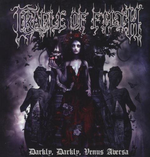 Cradle Of Filth Darkly Darkly Venus Aversa Import Gbr 2 Lp Colored Vinyl