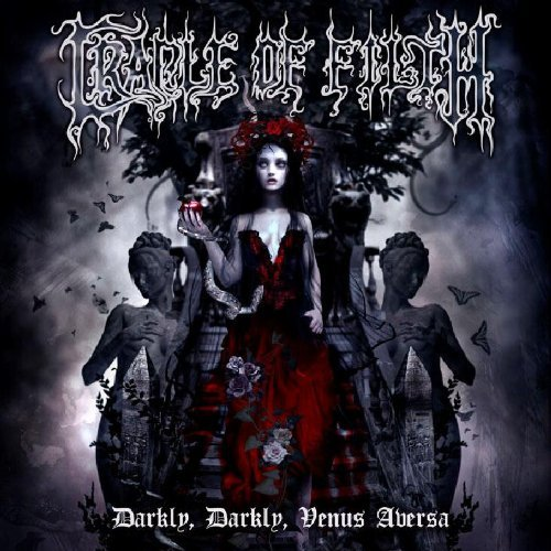 Cradle Of Filth Darkly Darkly Venus Aversa Import Eu