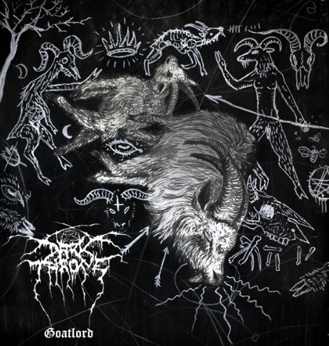 Darkthrone Goatlord 2 CD