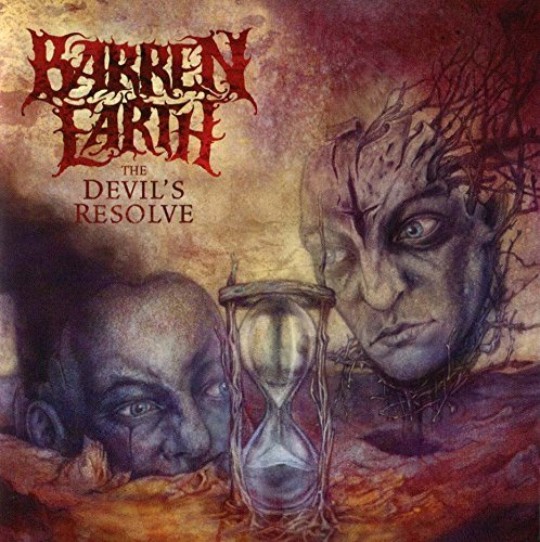 Barren Earth Devil's Resolve