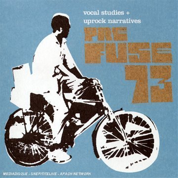 Prefuse 73 Vocal Studies & Uprock Narrati