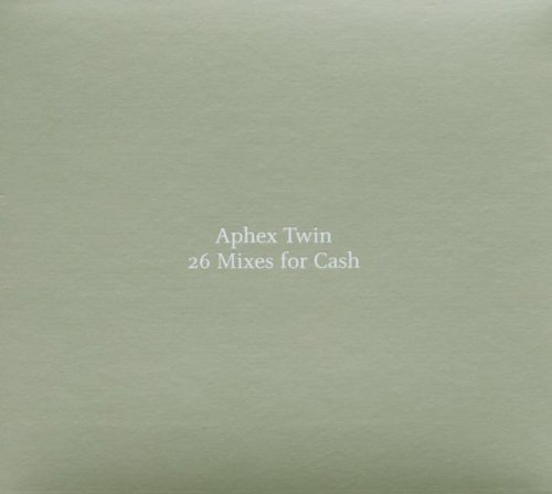 Aphex Twin 26 Mixes For Cash 2 CD