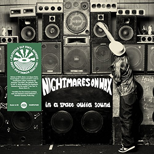 Nightmares On Wax In A Space Outta Sound 2 Lp