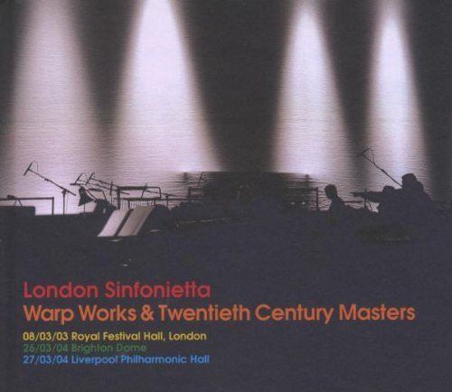 London Sinfonietta Warp Works & 20th Century 2 CD