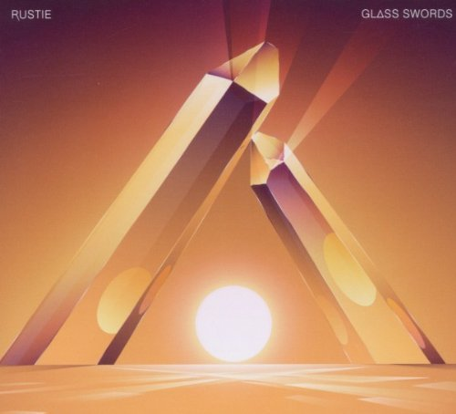 Rustie Glass Swords Digipak