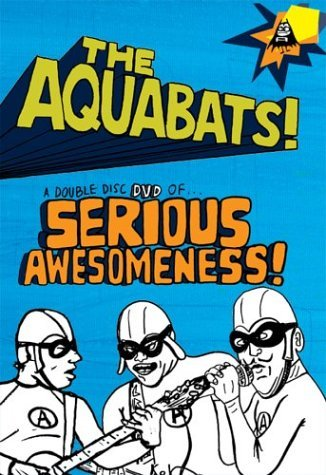 Aquabats Serious Awesomeness! 2 DVD Set