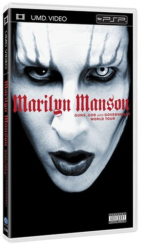 God Guns & Government World To Marilyn Manson Explicit Version Umd Ntsc(0)