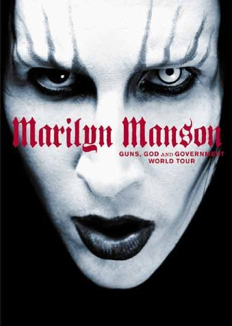 Marilyn Manson Guns God & Government Explicit Version Guns God & Government
