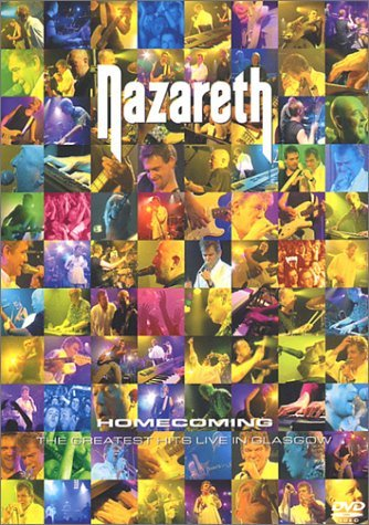 Nazareth Homecoming Greatist Hits Live