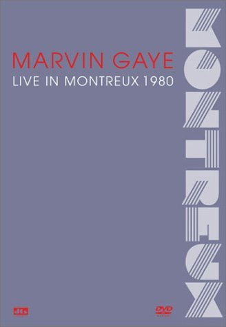 Marvin Gaye Live In Montreux 1980