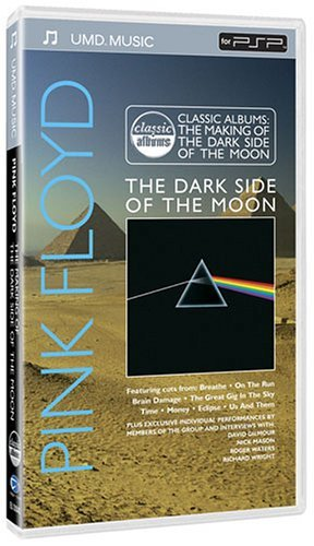 Pink Floyd Making Of Dark Side Of The Moo Clr Umd Ntsc(1 4)