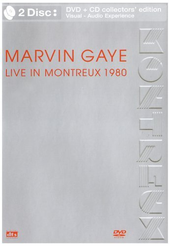 Marvin Gaye Live In Montreux 1980 2 DVD
