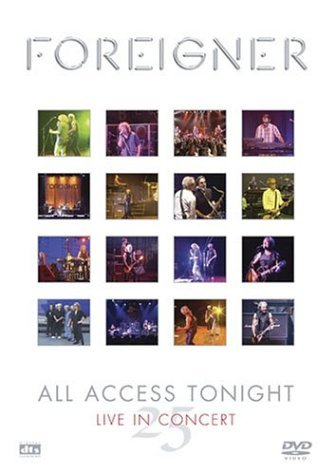 Foreigner All Access Tonight Live In Co All Access Tonight Live In Co