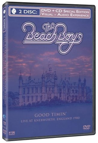 Beach Boys Good Timin' Live At Knebworth 2 CD Incl. Bonus DVD