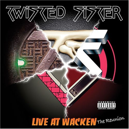 Twisted Sister Live In Wacken & The Story Of DVD Plus