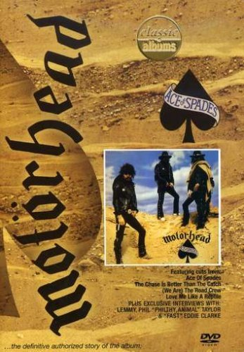 Motörhead Ace Of Spades Nr