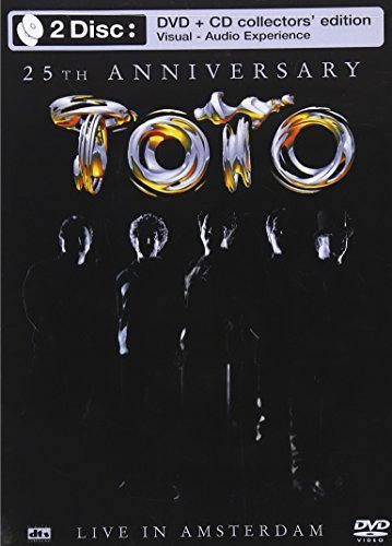 Toto 25th Anniversary Live In Amste Special Ed. Incl. Bonus CD Ntsc(1 4)