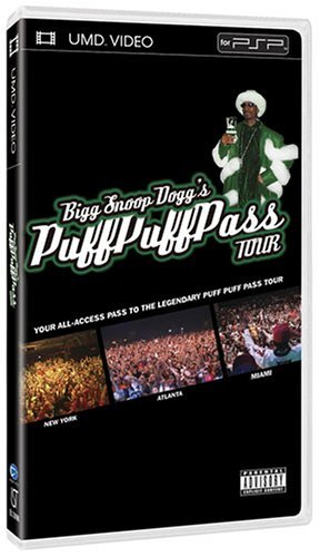 Snoop Dogg Puff Puff Pass Tour Special E Explicit Version Umd Ntsc(1 4)