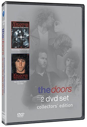 Doors Soundstage No One Here Gets Ou 2 DVD