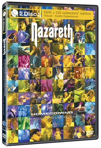 Nazareth Homecoming Collector's Editio Clr Incl. CD