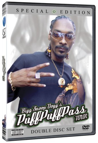 Snoop Dogg Puff Puff Pass Tour Special E Ntsc(1 4) 2 DVD