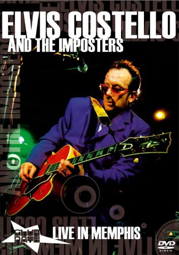 Elvis Costello Club Date Live In Memphis Nr Ntsc(1 4)