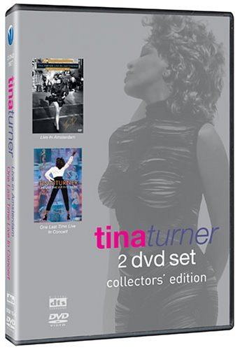 Tina Turner Live In Amsterdam One Last Tim Special Ed. Ntsc(1 4) 2 DVD