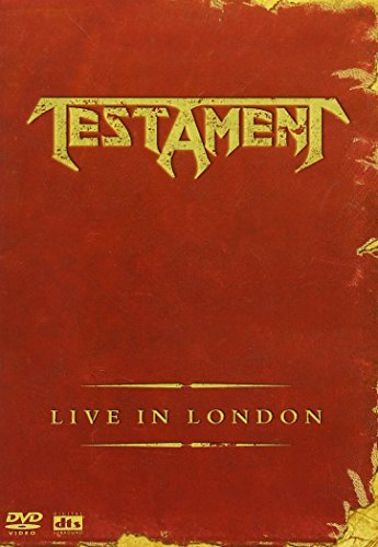 Testament Live In London Ntsc(1 4)