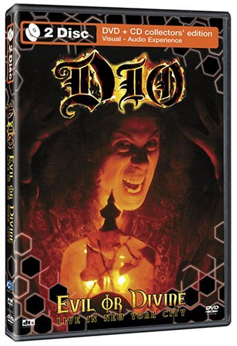 Dio Evil Or Divine Special Ed. Ntsc(1 4) 2 DVD