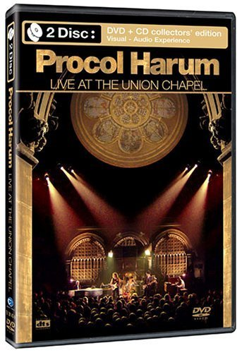 Procol Harum Live At The Union Chapel Special Ed. Incl. CD