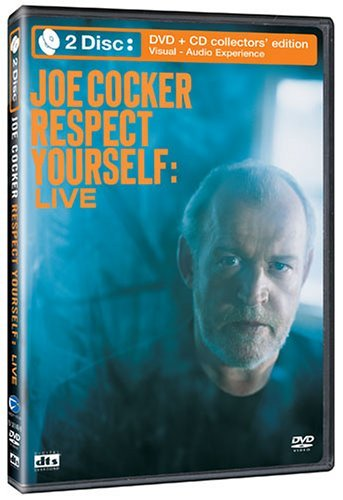 Joe Cocker Respect Yourself Live Special Ed. Incl. CD Ntsc(1 4)