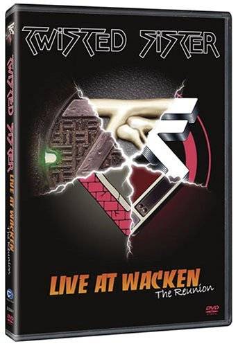 Twisted Sister Live At Wacken (the Reunion) Ntsc(1 4)