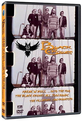Black Crowes Freak N Roll Into The Fog Ntsc(1 4)
