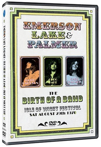 Emerson Lake & Palmer Live At Isle Of Wight Festival Ntsc(1 4)