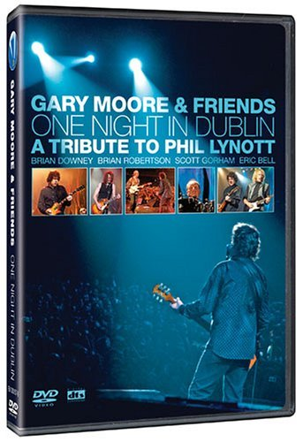 Gary Moore One Night In Dublin Tribute To T T Phil Lynott Ntsc(1 4)