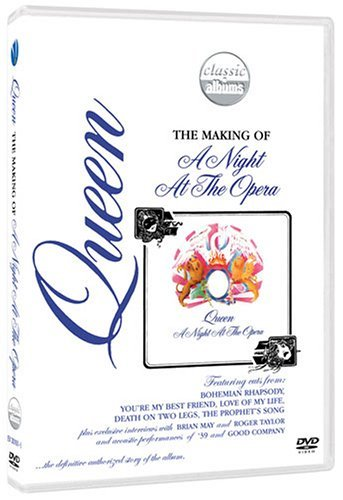Queen Classic Album Making Of A Nig Ntsc(1 4)