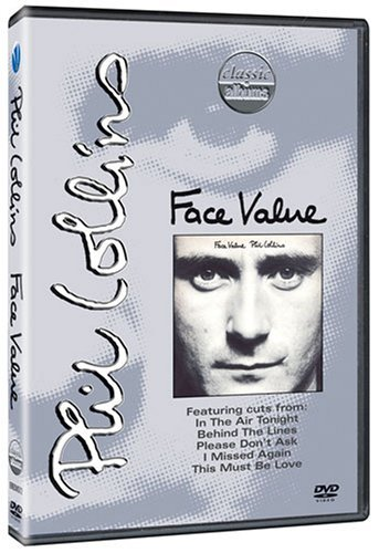 Phil Collins Face Value Classic Albums Ntsc(1 4)