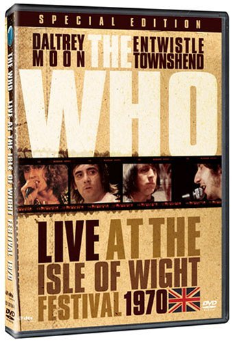Who Live At The Isle Of Wight 1970 Incl. Bonus Tracks Ntsc(1 4)