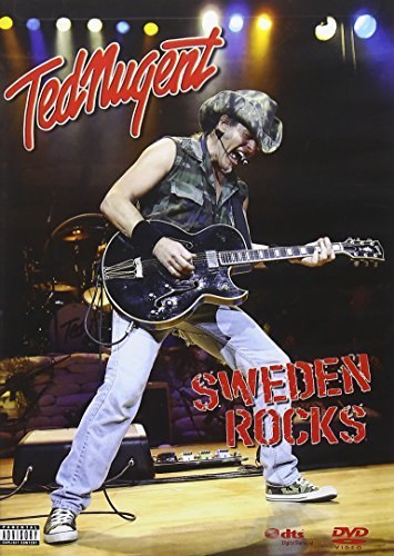 Ted Nugent Sweden Rocks Explicit Version Ntsc(0)