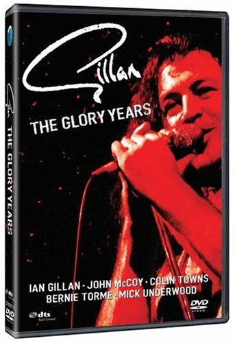 Gillan Glory Years Amaray Ntsc(0)