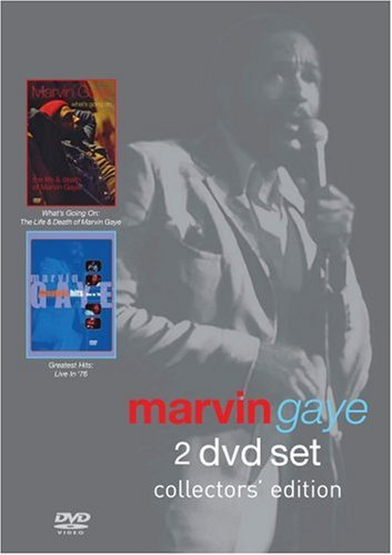 Marvin Gaye Whats Going On Greatest Hits L 2 DVD