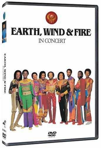 Earth Wind & Fire In Concert 2 DVD
