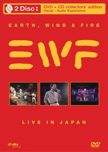 Earth Wind & Fire Live In Japan Incl. CD