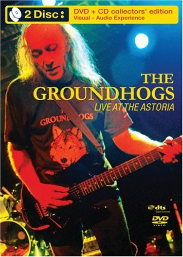 Groundhogs Live At The Astoria Incl. CD