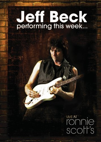 Jeff Beck Performing This Week Live At
