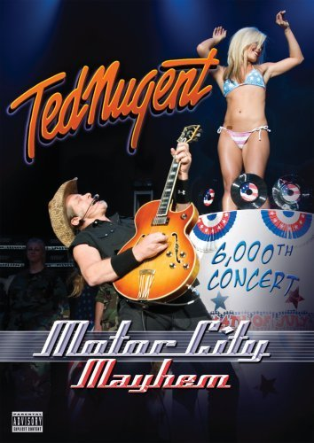 Ted Nugent Motor City Mayhem 6000th Conc Explicit Version Ntsc(0)
