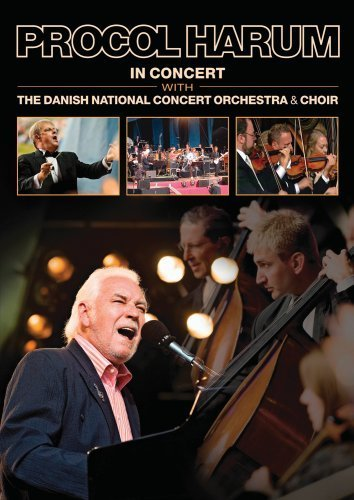 Procol Harum In Concert With The Danish Nat Ntsc(0)