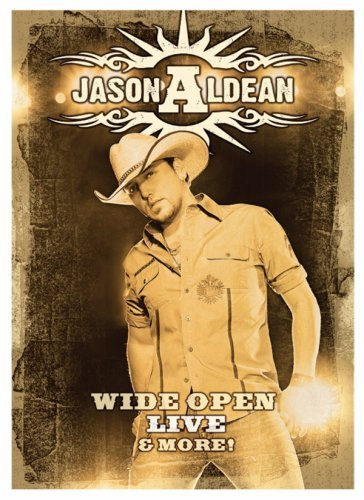 Jason Aldean Wide Open Live & More! Ws Ntsc(0)