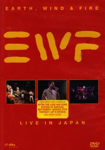 Earth Wind & Fire Live In Japan Ntsc(0)