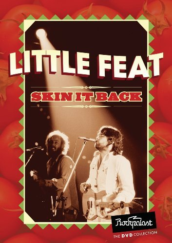 Little Feat Skin It Back Ntsc(0)